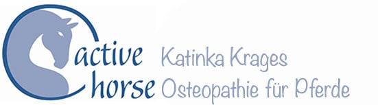 activehorse.de Katinka Krages Osteopathie für Pferde